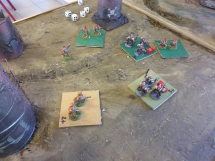 Initiation figurines avec Fubar Plateau
