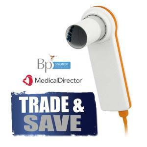 MIR Minispir 2 Spirometer