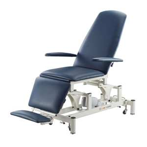 Electric Podiatry & Multi Purpose Chair 3 Section
