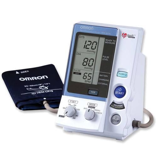 Omron HEM-907 Blood Pressure Automatic Monitor