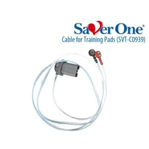 Saver One T AED Trainer Cable