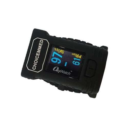 Choicemed CB3 Soft Fingertip Pulse Oximeter CHOMD300CB3