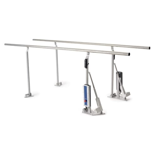 Parallel Bars for Home Rehab andPhysical Walking Therapy Electric