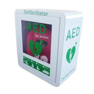 Saver One Defibrillator Cabinet