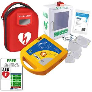 Saver One Defibrillator
