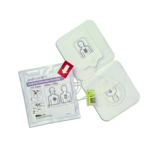 Zoll pedi-padz II Defibrillator Electrodes