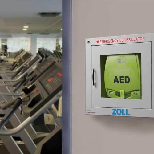 Zoll AED Plus Semi Auto Defibrillator