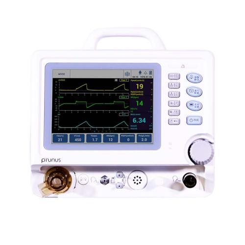 Boaray 2000D Portable ICU Ventilator