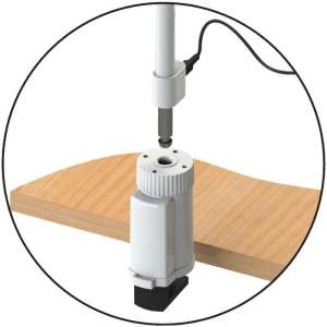 Planet FlexLED Examination Light Desk Mount