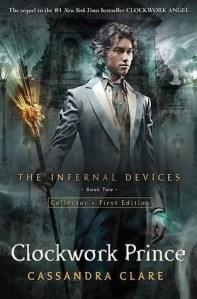 Clockwork Prince – Cassandra Clare