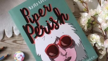 Dagboek: Piper Perish is in da house