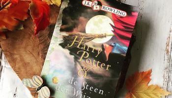 Dit waren mijn vijf favoriete boeken van november