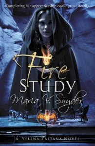 Fire study – Maria V Snyder