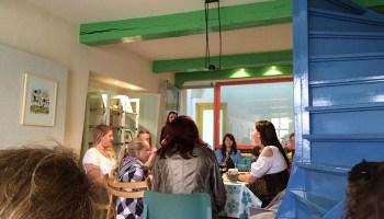 YA Meet, Boekpresentatie Bloedbroeders & een hele berg nieuwe boeken