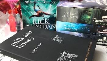 Mijn Books2Door unboxing