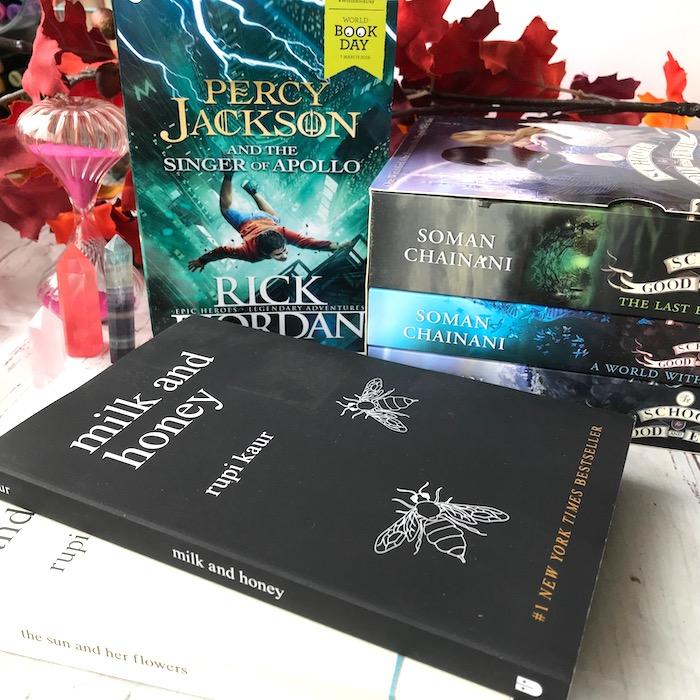 Haul Books2Door