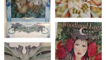 Woodland Faerie calendar