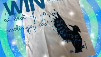 WIN | De Best of YA Mockingjay tas!