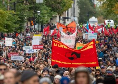 Manifestation contre le racisme, 7 octobre 2018