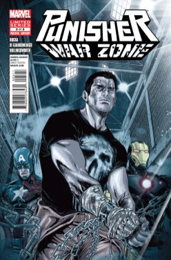 Punisher: War Zone #5