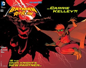 Batman and (Red) Robin #19
