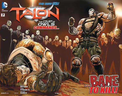 Talon #7