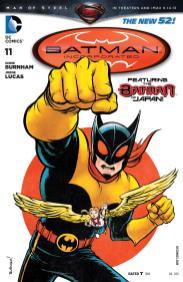 Batman, Incorporated #11