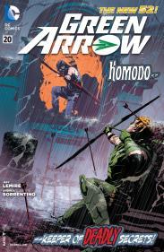 Green Arrow #20