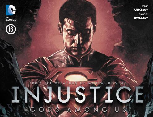 Injustice: Gods Among Us #16