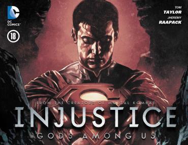 Injustice #18