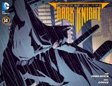 Legends of the Dark Knight #50