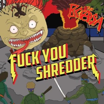 The BCASA - Fuck You Shredder