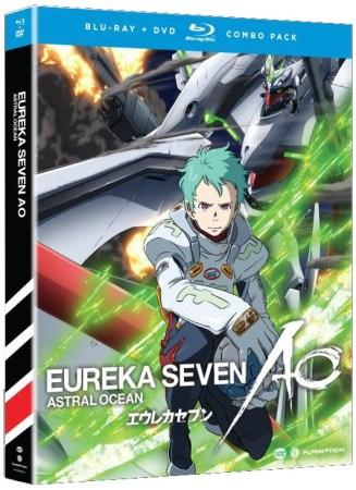 Eureka Seven Astral Ocean - Part 1 [ Blu - ray + DVD]