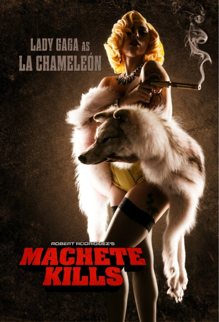 lady-gaga-machete-kills-la-chameleon