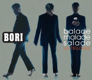 Edgar Bori - Balade, Malade, Salade
