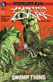Justice League Dark #25
