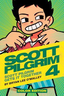 Scott Pilgrim #4 Color