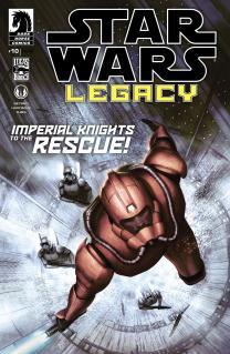 Star Wars: Legacy #10
