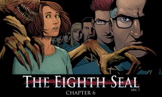 The Eight Seal #6