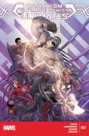 Cataclysm: Ultimate Comics Ultimates #3
