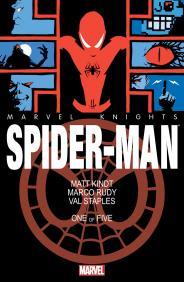 Marvel Knights: Spider-Man #1-3