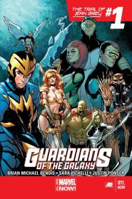 Guardians of the Galaxy #11.NOW