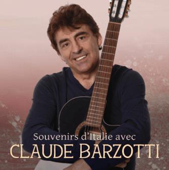 Claude Barzotti - Souvenir d'Italie