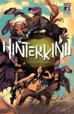 Hinterkind #1-5