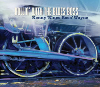 Kenny Blues - Rollin with the Blues Boss
