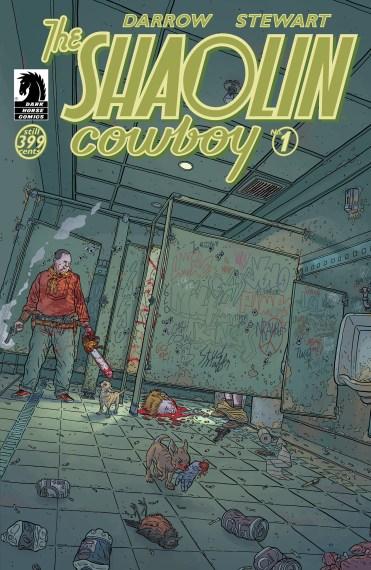 Shaolin Cowboy #1-4