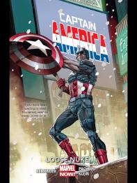 Captain America: Loose Nuke Vol. 3