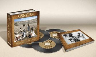 Crosby-Still-Nash & Young - CSNY 1974