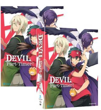 DEVIL IS A PART TIMER-CS