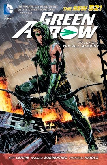 Green Arrow Vol.4
